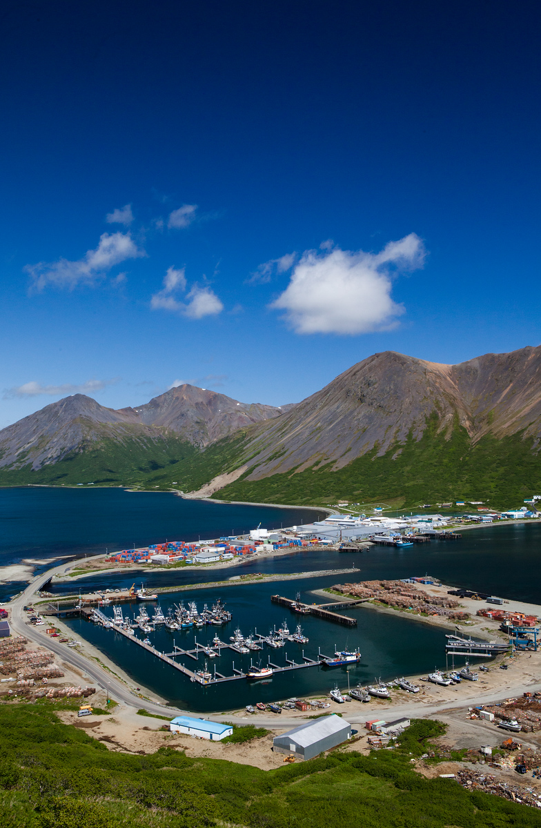 City of King Cove Boat Harbor