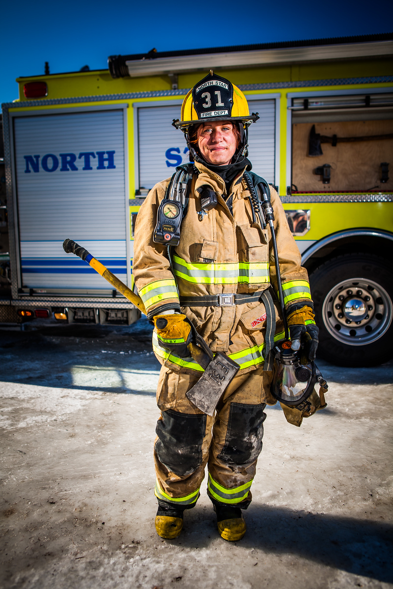 North Star Volunteer Fire Department Add Campaign