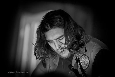 Badlands Boogie 2017 Music Festival North Sound guitarist