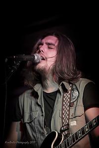 Lead Singer Forrest Eaglespeaker of The North Sound