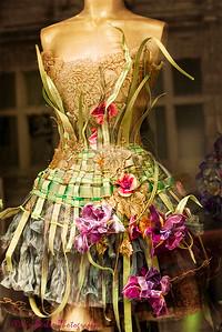 Flower Shop Window France