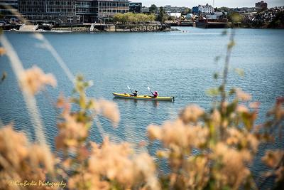 Dual Kayaking