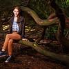 Lisa in Arnold Arboretum