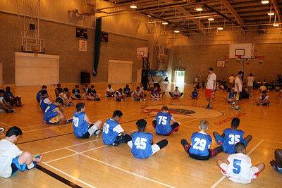 COB Basketball Camp July 27/28 2016 ©Paul Davies Photography NO UNAUTHORISED USE