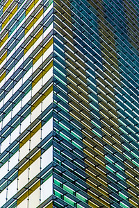 Abstract of building