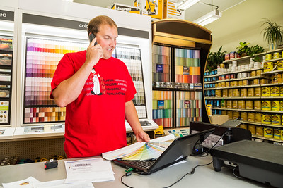 Hardware store services