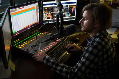 Radio Station DJ