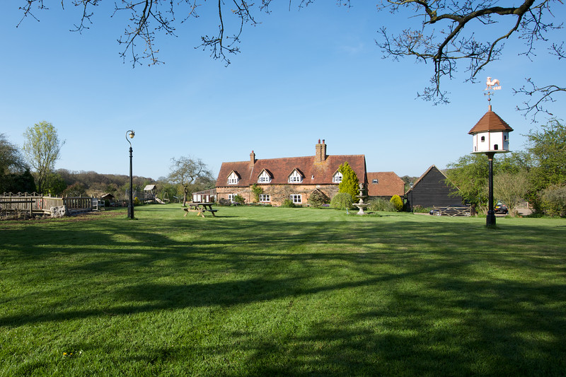Gibbons Farm and dovecote