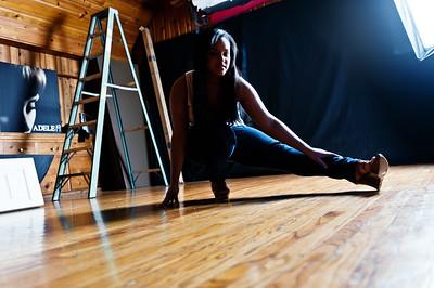 Roselynn Williams - Model Session, January 17, 2011.