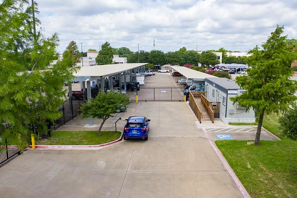 Self-Storage Facility in Plano, Texas