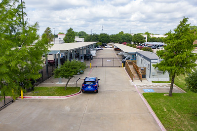 Self-Storage Facility in Plano, Texas