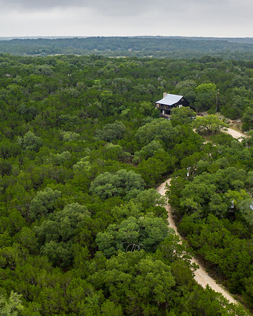 Texas Hill Country Cabin Complex
