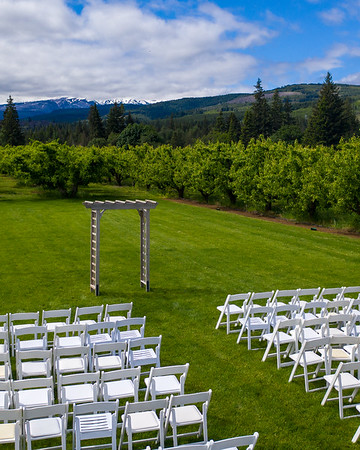 Wedding Venue near Hood Mountain, Oregon