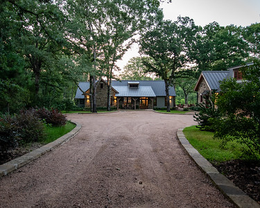 Upscale Fishing Cabin in Henderson County, Texas