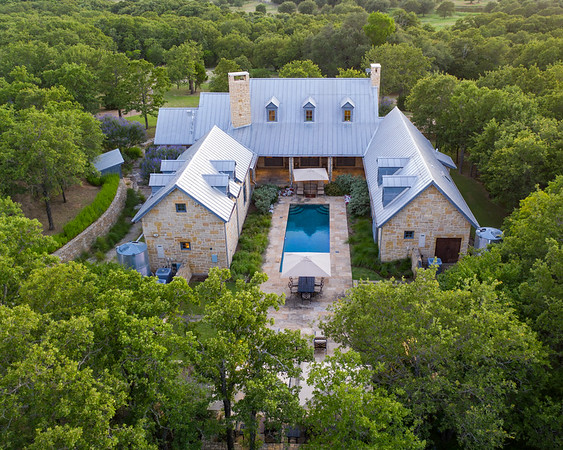 Luxury Ranch House in Parker County, Texas