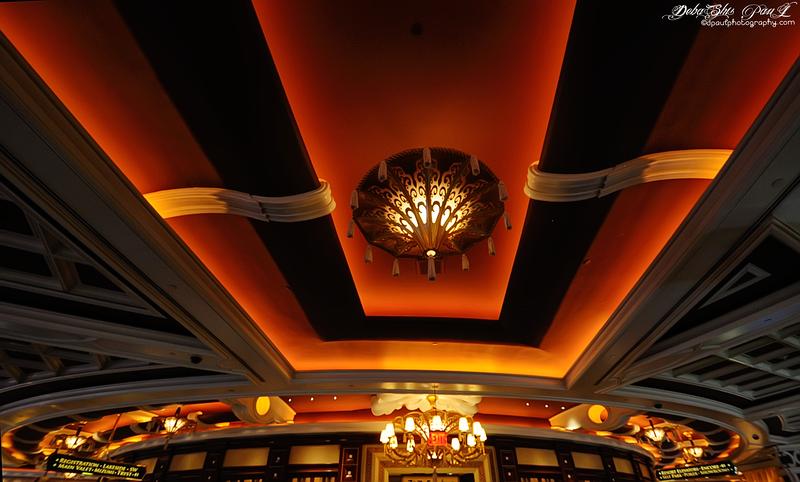 Inside Casino Encore - Las Vegas, USA