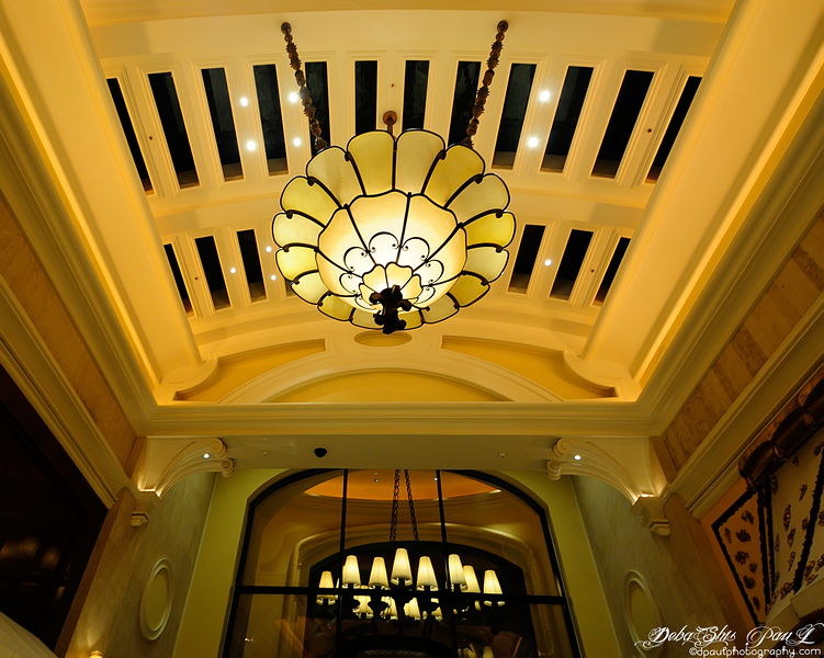 Inside Casino Encore - Las Vegas, USA