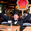 MGM Beau Rivage Resort & Casino social media campaign, featuring Abe Lincoln