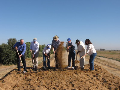Feather River Levee Degrade