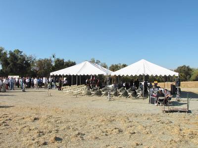 Feather River Ribbon Cutting 2009