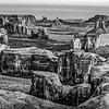 Monument Valley Before Sunrise