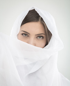 Veiled in White