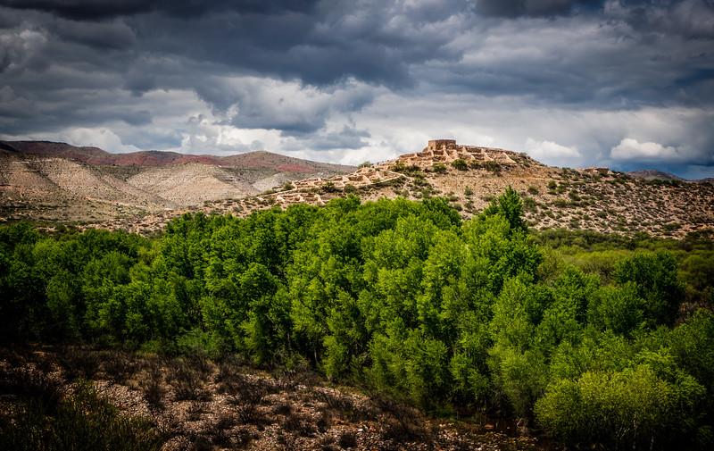 Tuzigoot on the Hill