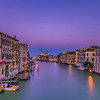 Grand Canal at Dusk