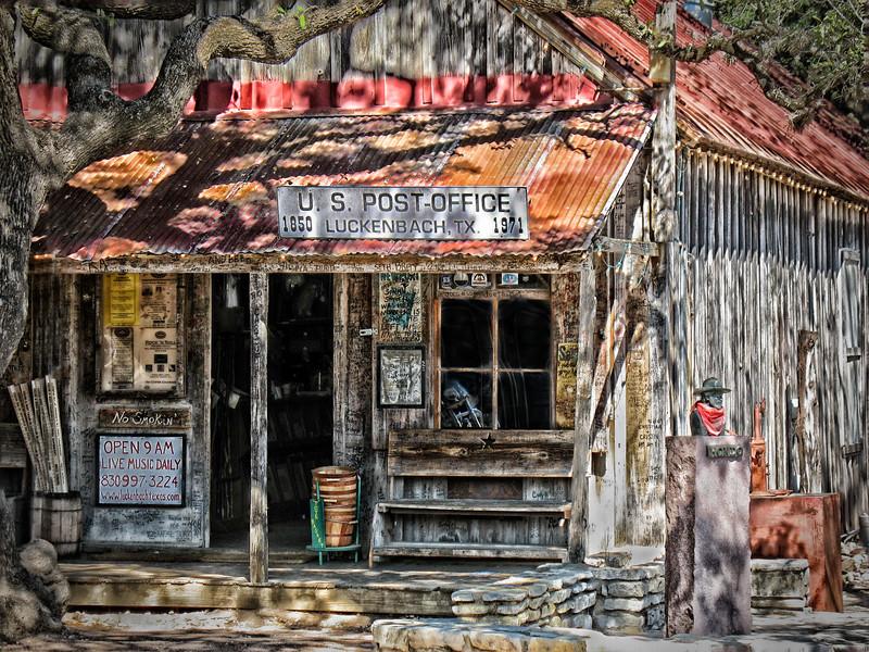 Quintesential Texas