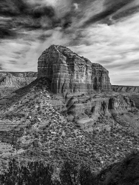 Courthouse from Bell Rock