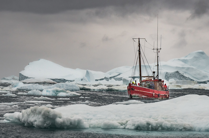 Navigating the Ice