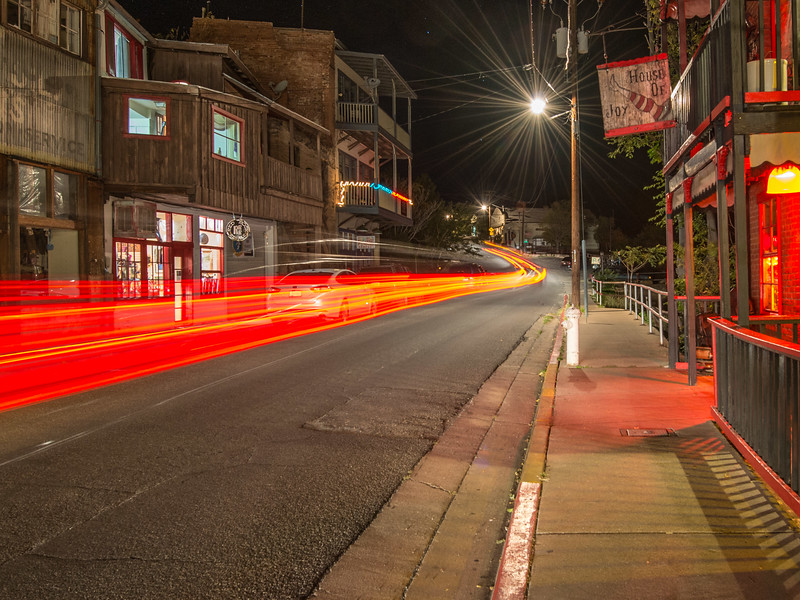 House of Joy, Red Lights