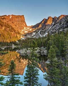 Dream Lake Portrait