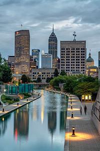 Indianapolis, 2019 Portrait