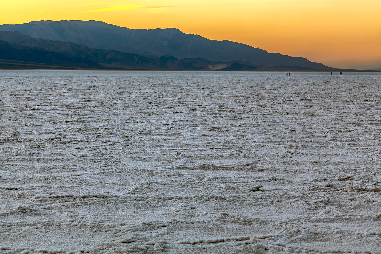 The Scale of Badwater Basin