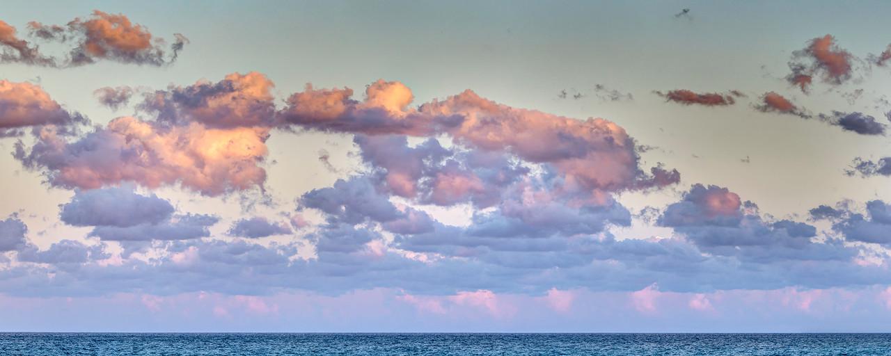 Southeast Florida Sunset