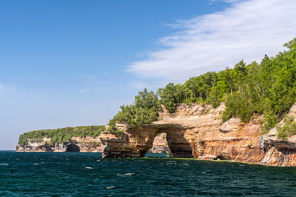 Pictured Rocks Arch