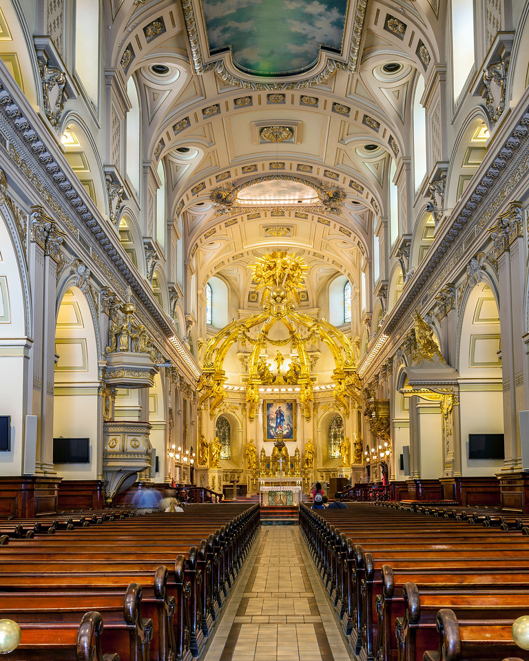 Quebec City's Notre Dame
