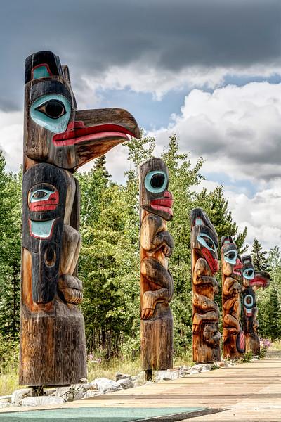 Tlingit Totems