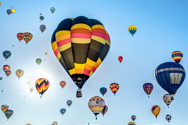 Albuquerque International Balloon Festival 2017 2