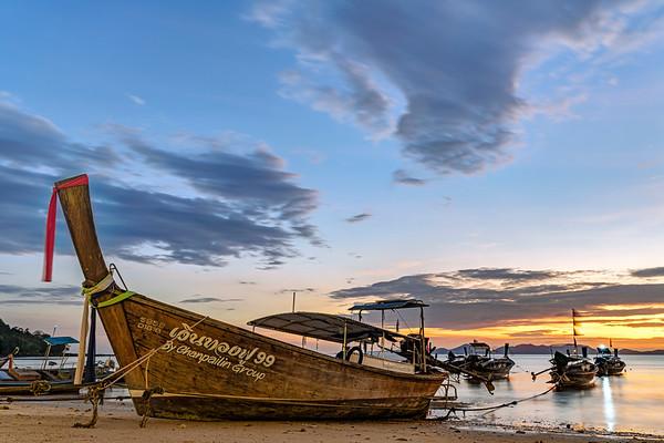 Phang Nga Bay Sunset