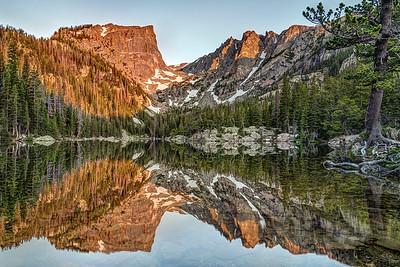 Dream Lake Sunrise