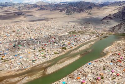 Mongolian Metropolis
