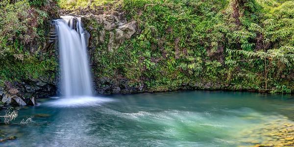 Haipua'ena Falls