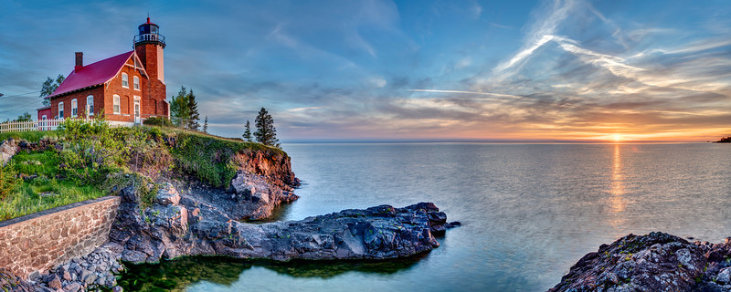 Eagle Harbor Sunrise