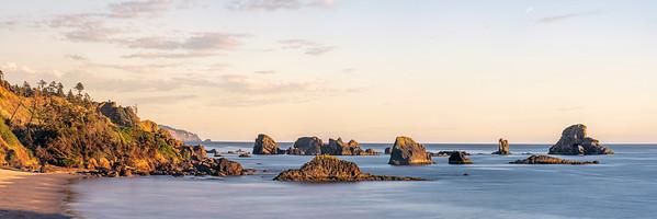 Indian Beach Sunset