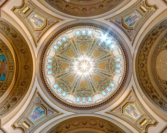 The Dome at St. Paul's Cathedral