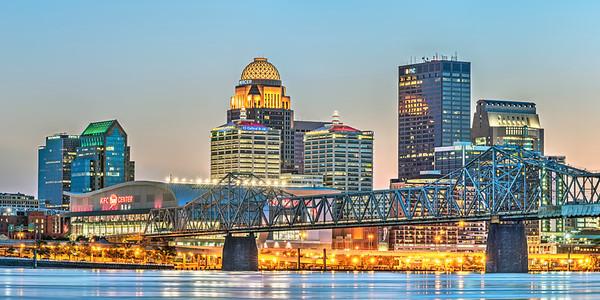 Louisville Dusk 2018