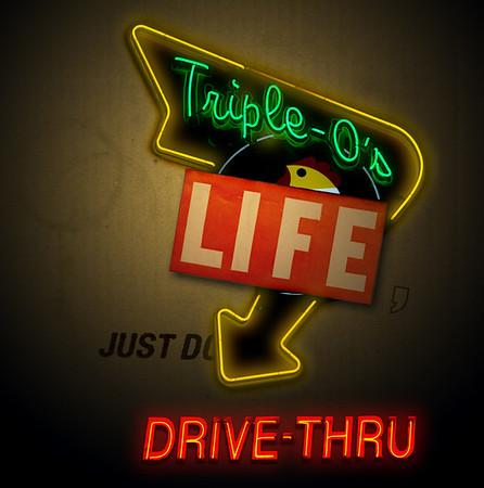 ...just drive-thru
