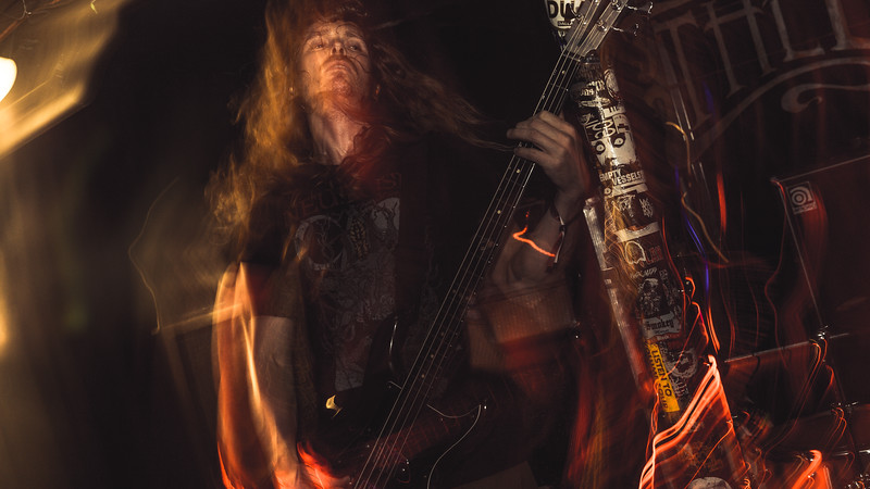 Yob Live at the Austin Terror Fest 2018